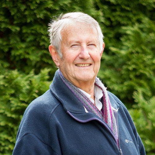 Colin Pincombe - Trustee