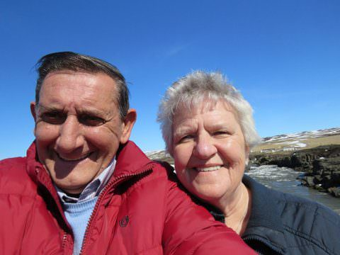 Guest Blog - Jorge and Pat