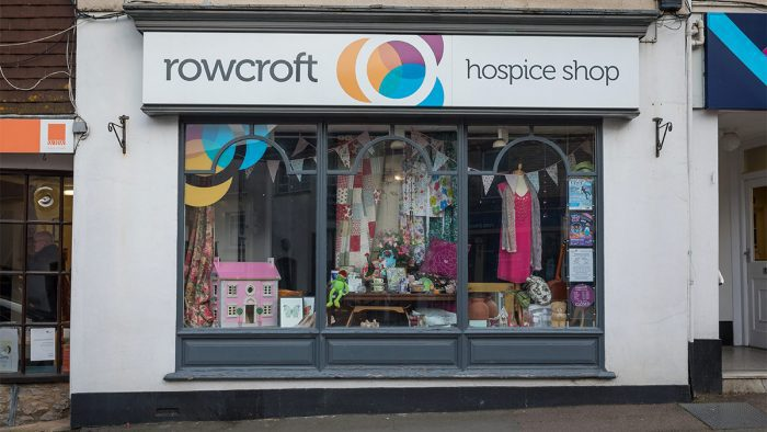 Bovey Tracey Rowcroft Shop