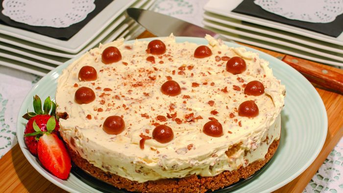 Rowcroft Big Bake - Banoffee pie