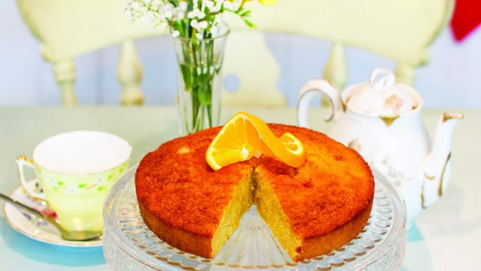 Rowcroft Big Bake - Lemon Drizzle