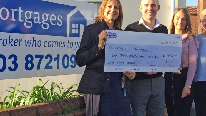 Mr Mortgages Cheque Presentation