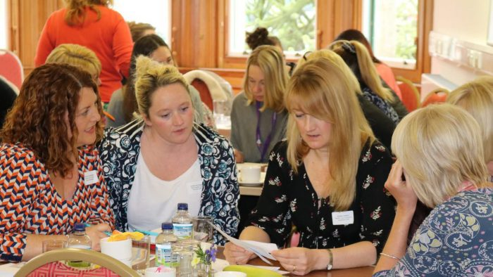 Rowcroft Hospice Educational Group Courses