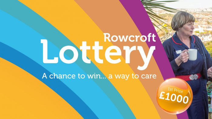 Rowcroft Hospice lottery Hospice at Home