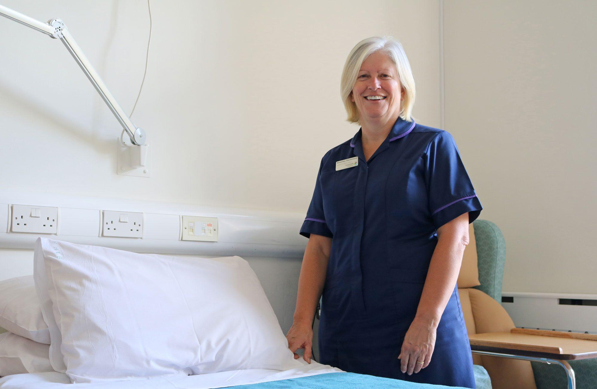 Rowcroft Nurse Bev