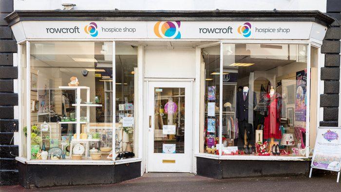 St Mary Church Rowcroft Shop