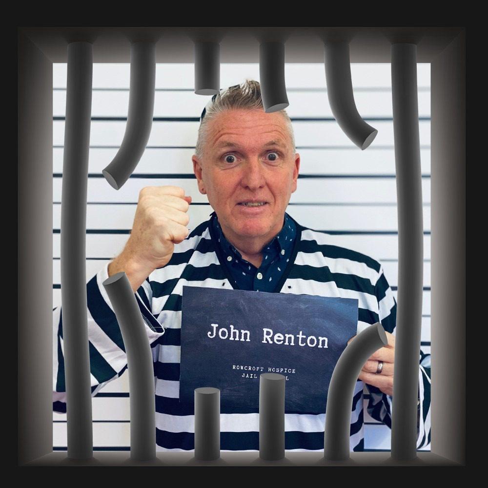 Rowcroft Hospice Jail or Bail John Renton